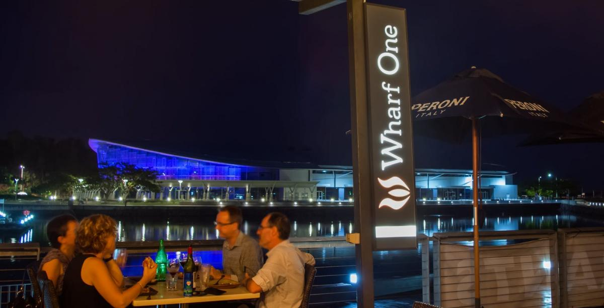 Wharf One Food and Wine